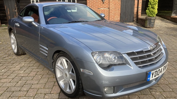 2004 Chrysler Crossfire Coupe Automatic For Sale (picture 5 of 93)