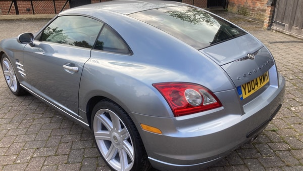 2004 Chrysler Crossfire Coupe Automatic For Sale (picture 10 of 93)
