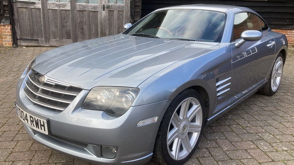 2004 Chrysler Crossfire Coupe Automatic For Sale (picture 8 of 93)