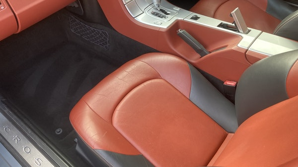 2004 Chrysler Crossfire Coupe Automatic For Sale (picture 49 of 93)
