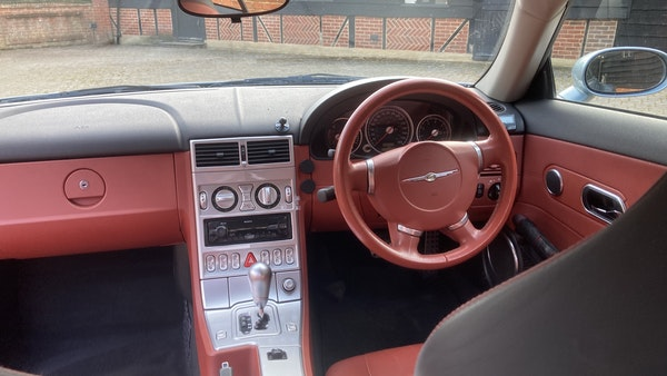 2004 Chrysler Crossfire Coupe Automatic For Sale (picture 45 of 93)