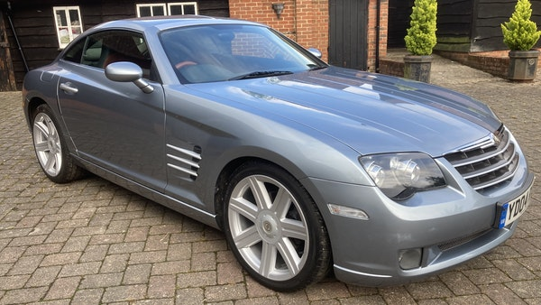 2004 Chrysler Crossfire Coupe Automatic For Sale (picture 3 of 93)