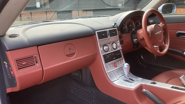 2004 Chrysler Crossfire Coupe Automatic For Sale (picture 31 of 93)