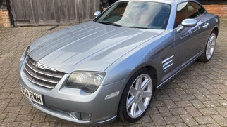 2004 Chrysler Crossfire Coupe Automatic