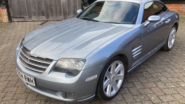 2004 Chrysler Crossfire Coupe Automatic For Sale (picture 1 of 93)