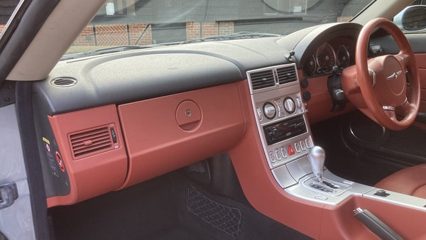 2004 Chrysler Crossfire Coupe Automatic For Sale (picture 32 of 93)