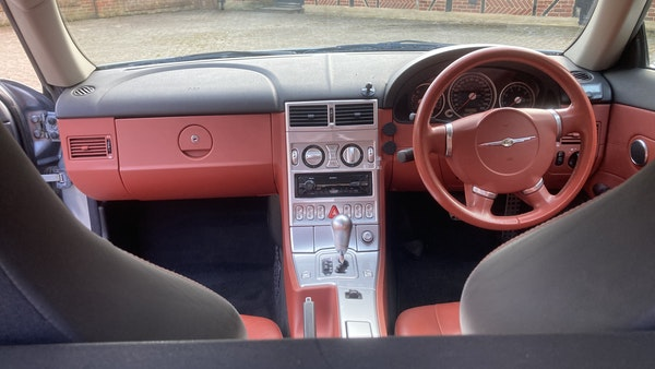 2004 Chrysler Crossfire Coupe Automatic For Sale (picture 51 of 93)