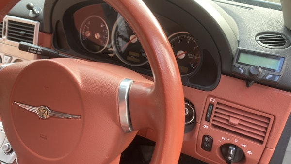 2004 Chrysler Crossfire Coupe Automatic For Sale (picture 50 of 93)