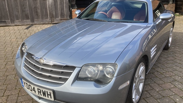 2004 Chrysler Crossfire Coupe Automatic For Sale (picture 6 of 93)