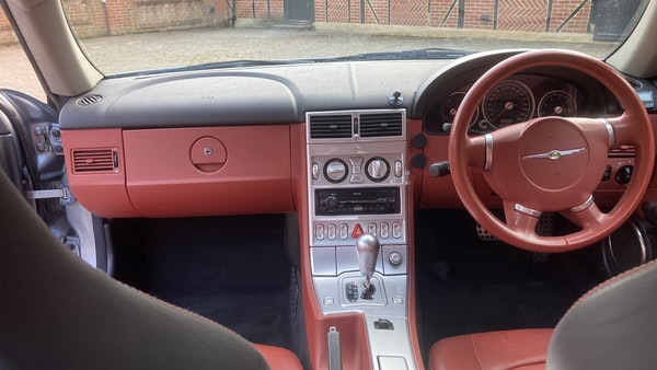 2004 Chrysler Crossfire Coupe Automatic For Sale (picture 41 of 93)