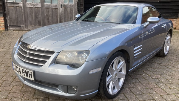 2004 Chrysler Crossfire Coupe Automatic For Sale (picture 9 of 93)