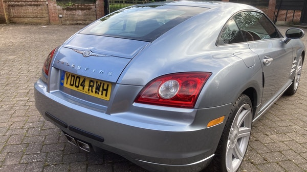2004 Chrysler Crossfire Coupe Automatic For Sale (picture 21 of 93)