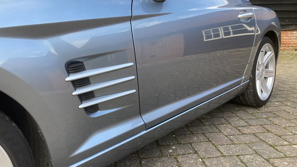 2004 Chrysler Crossfire Coupe Automatic For Sale (picture 74 of 93)