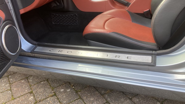 2004 Chrysler Crossfire Coupe Automatic For Sale (picture 27 of 93)