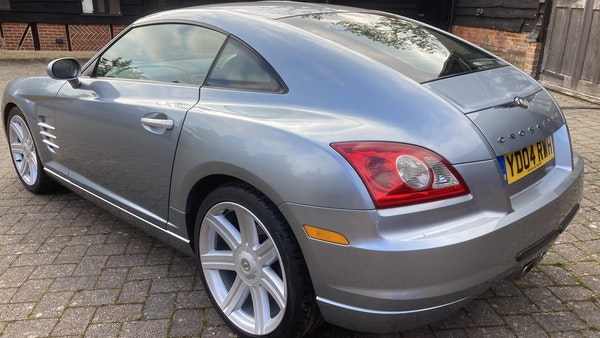 2004 Chrysler Crossfire Coupe Automatic For Sale (picture 11 of 93)