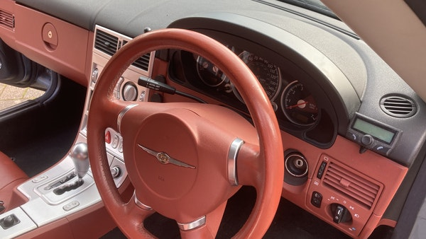 2004 Chrysler Crossfire Coupe Automatic For Sale (picture 47 of 93)