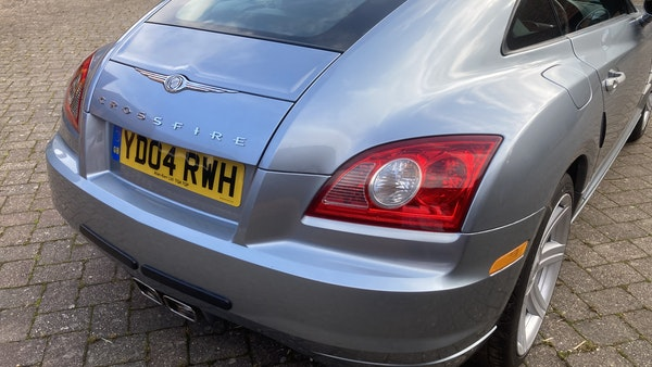 2004 Chrysler Crossfire Coupe Automatic For Sale (picture 19 of 93)