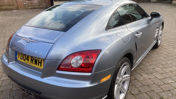 2004 Chrysler Crossfire Coupe Automatic For Sale (picture 22 of 93)