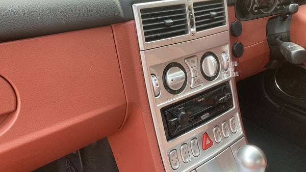 2004 Chrysler Crossfire Coupe Automatic For Sale (picture 34 of 93)