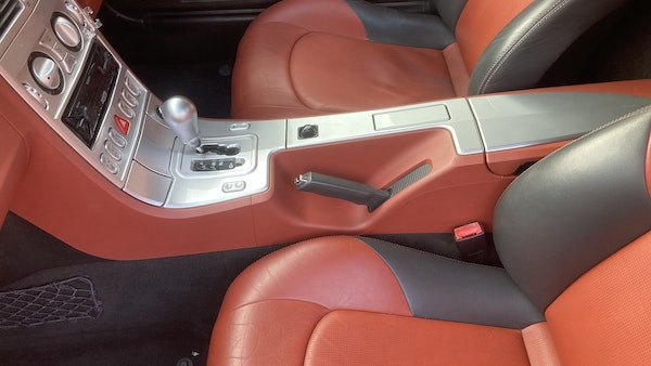 2004 Chrysler Crossfire Coupe Automatic For Sale (picture 28 of 93)