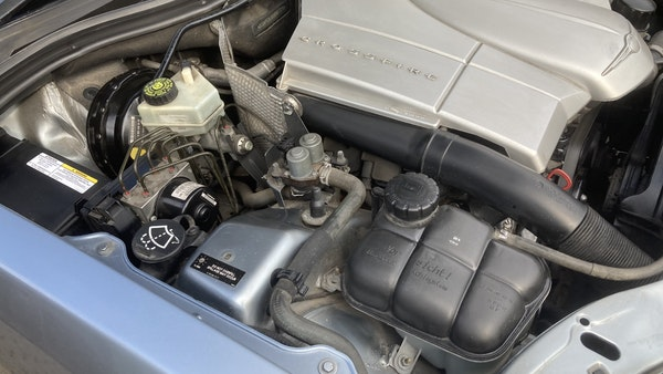2004 Chrysler Crossfire Coupe Automatic For Sale (picture 90 of 93)
