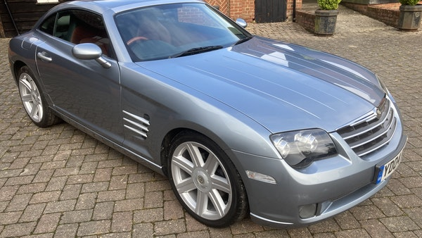 2004 Chrysler Crossfire Coupe Automatic For Sale (picture 7 of 93)