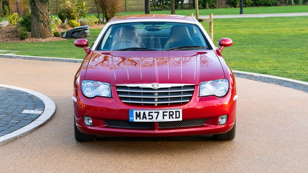 2007 Chrysler Crossfire For Sale (picture 4 of 133)