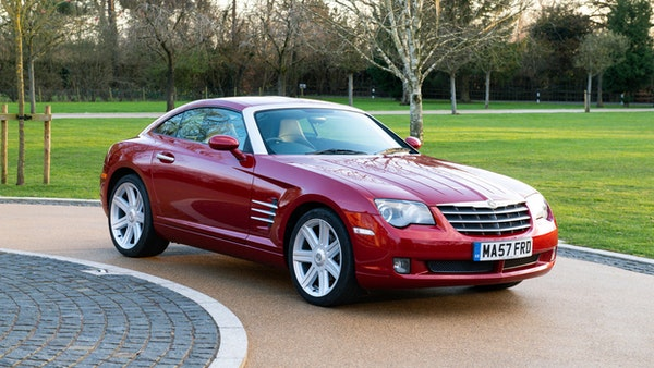 2007 Chrysler Crossfire For Sale (picture 3 of 133)