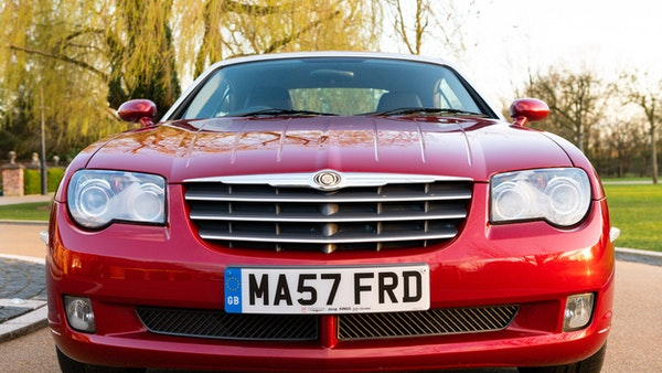 2007 Chrysler Crossfire For Sale (picture 23 of 133)