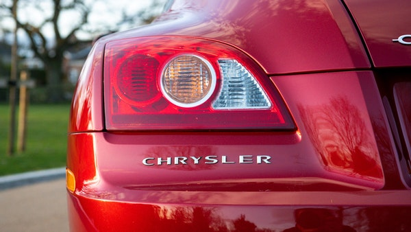 2007 Chrysler Crossfire For Sale (picture 69 of 133)