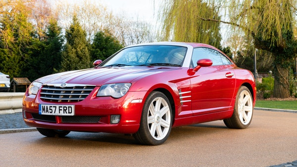 2007 Chrysler Crossfire For Sale (picture 17 of 133)