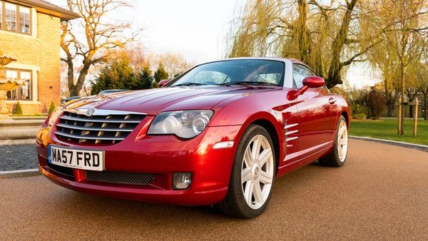 2007 Chrysler Crossfire For Sale (picture 22 of 133)