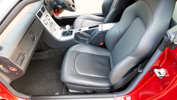 2007 Chrysler Crossfire For Sale (picture 52 of 133)