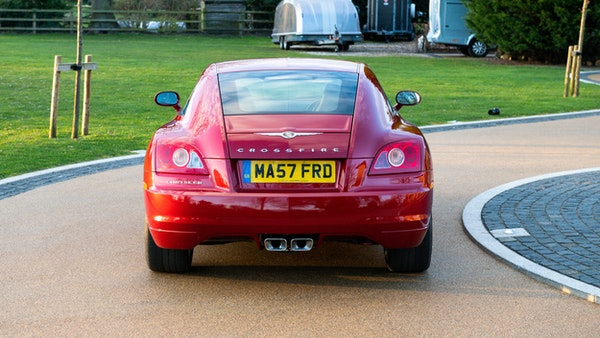 2007 Chrysler Crossfire For Sale (picture 5 of 133)