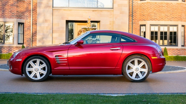 2007 Chrysler Crossfire For Sale (picture 6 of 133)