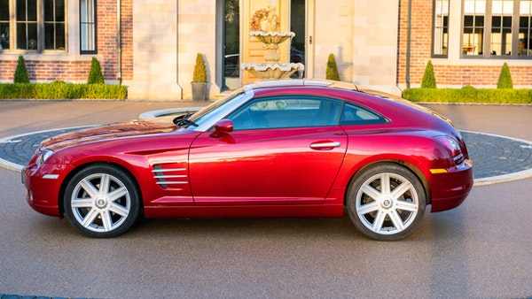 2007 Chrysler Crossfire For Sale (picture 18 of 133)