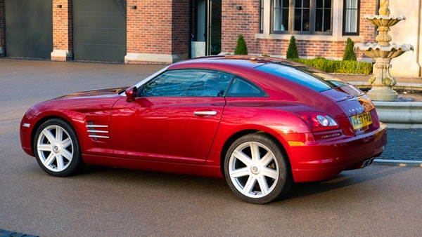 2007 Chrysler Crossfire For Sale (picture 19 of 133)