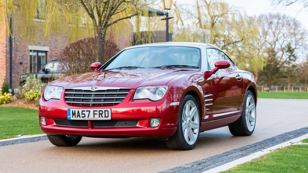 2007 Chrysler Crossfire For Sale (picture 1 of 133)