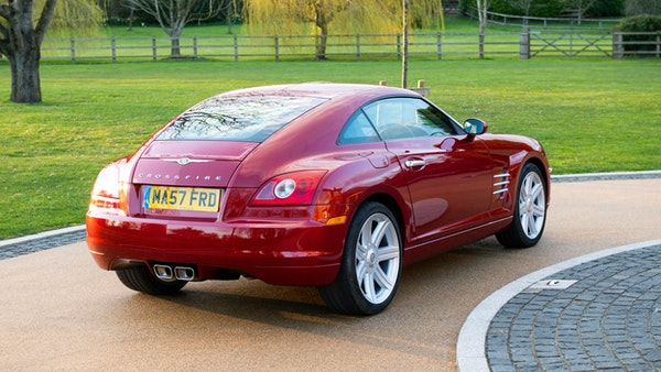 2007 Chrysler Crossfire For Sale (picture 9 of 133)