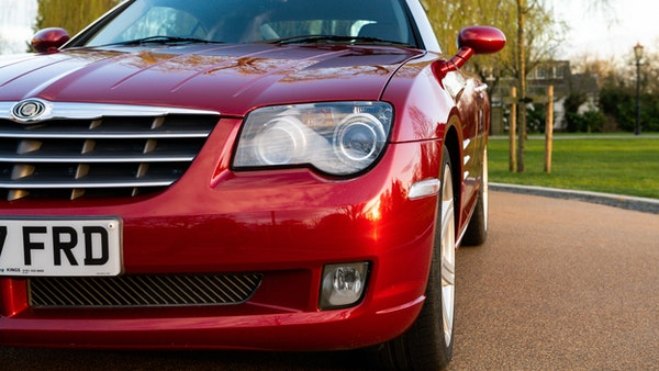 2007 Chrysler Crossfire For Sale (picture 75 of 133)