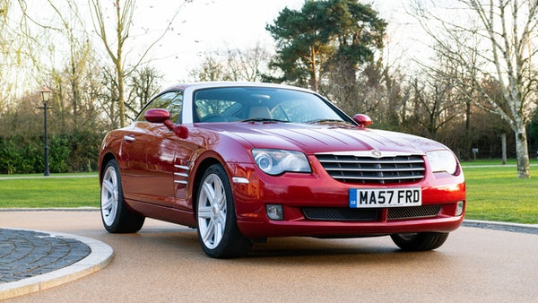 2007 Chrysler Crossfire For Sale (picture 15 of 133)