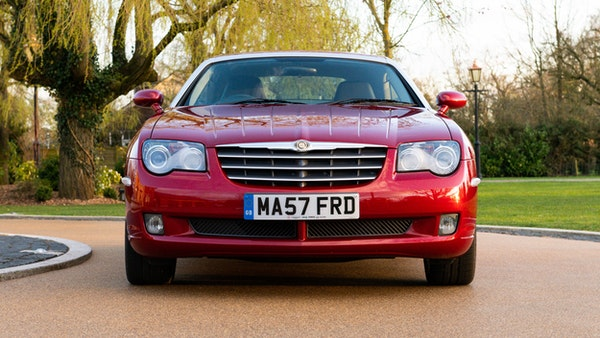 2007 Chrysler Crossfire For Sale (picture 16 of 133)