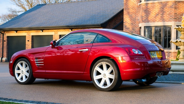 2007 Chrysler Crossfire For Sale (picture 10 of 133)