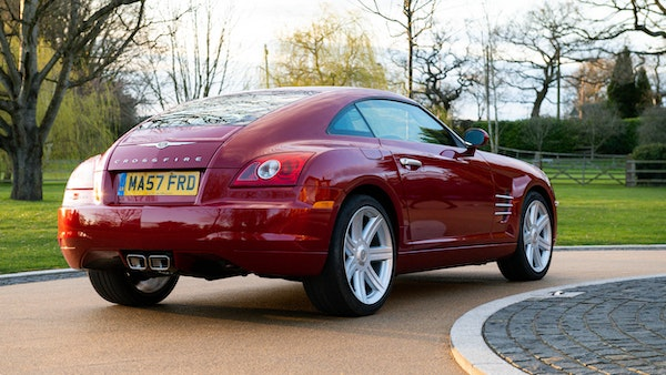 2007 Chrysler Crossfire For Sale (picture 7 of 133)