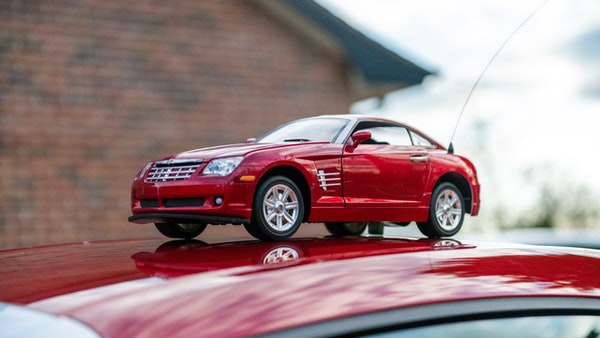 2007 Chrysler Crossfire For Sale (picture 84 of 133)