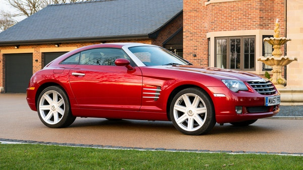 2007 Chrysler Crossfire For Sale (picture 12 of 133)