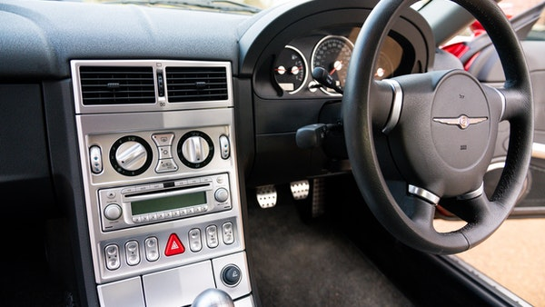 2007 Chrysler Crossfire For Sale (picture 35 of 133)