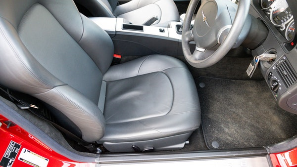 2007 Chrysler Crossfire For Sale (picture 53 of 133)