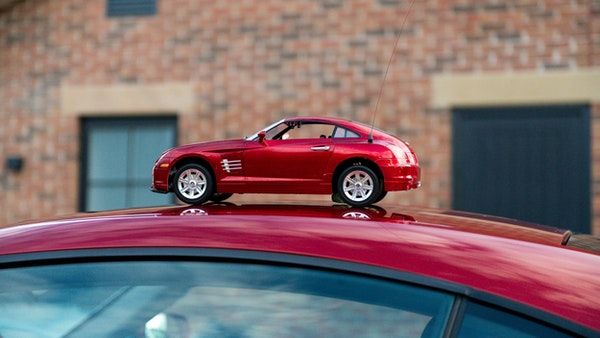 2007 Chrysler Crossfire For Sale (picture 83 of 133)