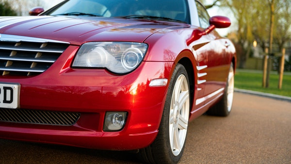2007 Chrysler Crossfire For Sale (picture 74 of 133)